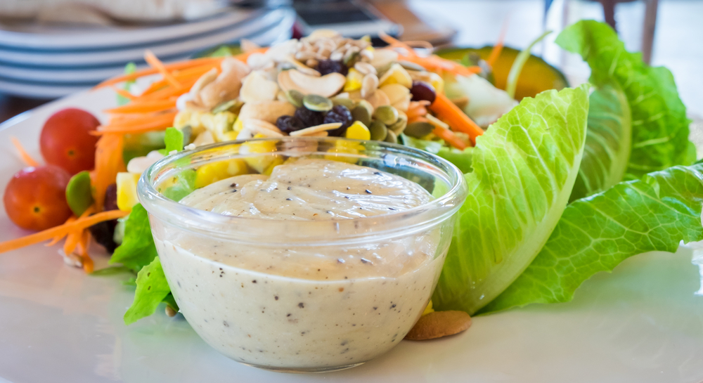 Keto-Friendly Salad Dressing or Dip