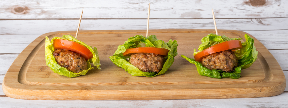 Romaine Bunless Burgers