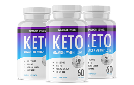 keto diet bottles