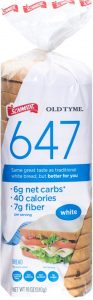 Schmidt Oldtyme 647 Wheat Bread