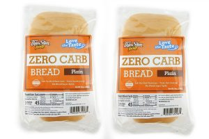 Thin slim Zero Carb Bread