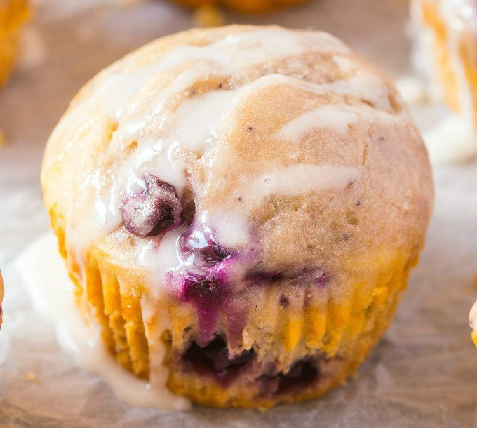 keto-lemon-blueberry-muffins