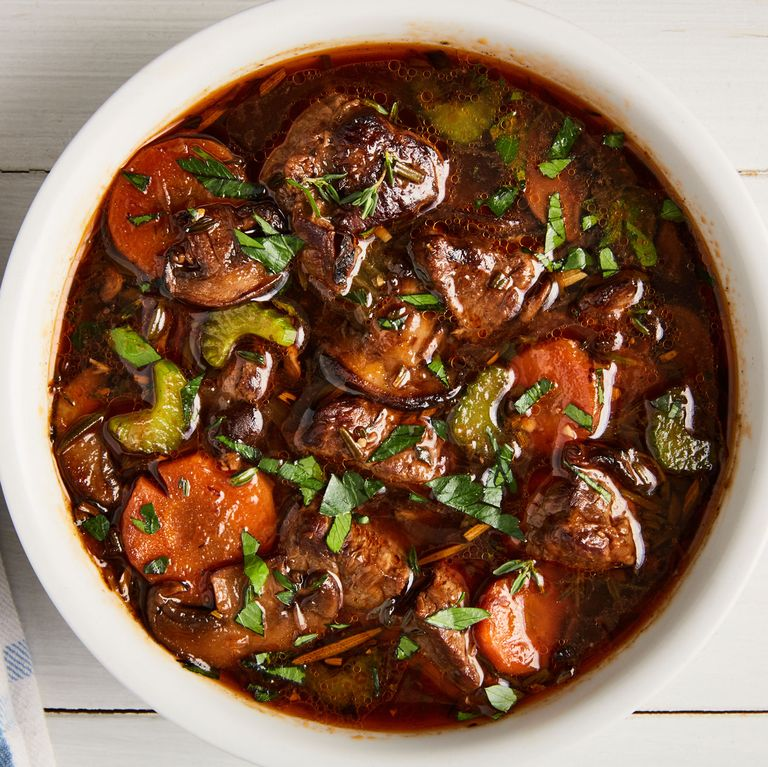 keto beef stew