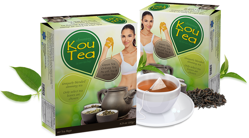 kou tea weight loss supplement