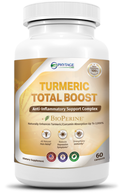 turmeric total boost weight loss