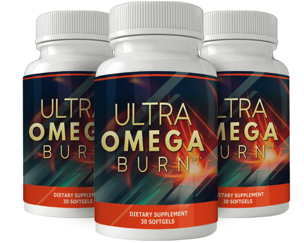 ultra omega burn natural weight loss supplement